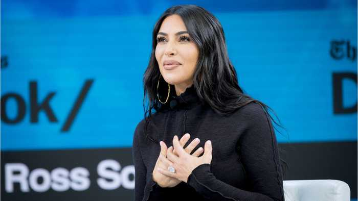 Kim Kardashian Announces Finishing First Year Of Studying Law