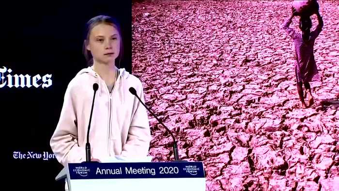 A 'trillion trees' are not enough: Thunberg vs Trump