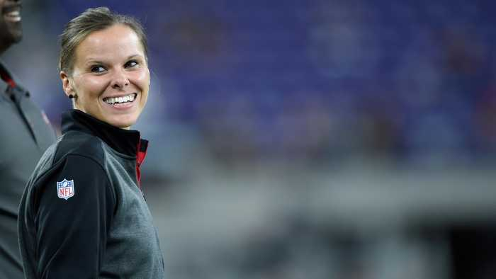49ers Coach Will Be First Woman, Openly Gay Person To Coach Super Bowl