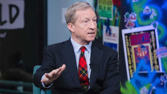 Tom Steyer Sheds Light On The Kind Of Country The USA Wants to Be