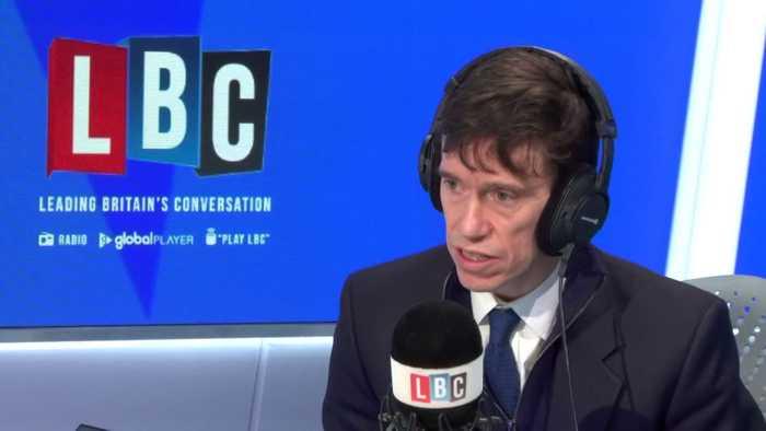 Rory Stewart: I'd resign as Mayor if I failed to reduce knife crime