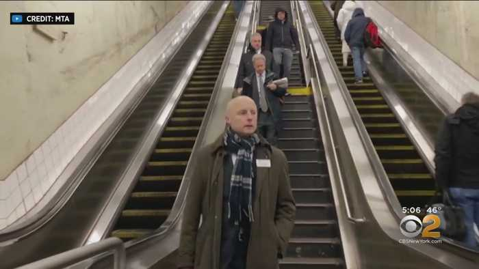 MTA President Andy Byford Stepping Down