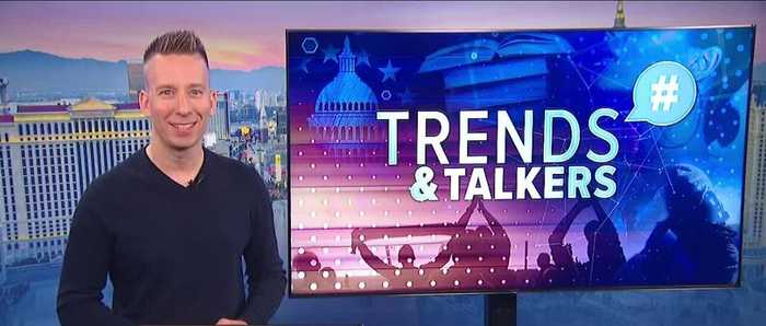 Trends and Talkers: Frozen building, Pup rescued and more