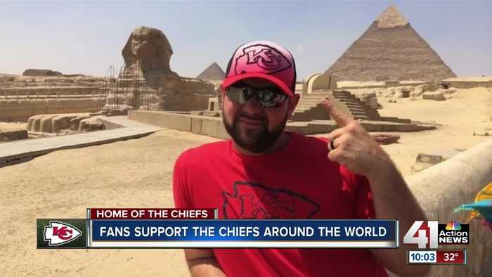 No borders: Super Bowl LIV unites Chiefs Kingdom around world
