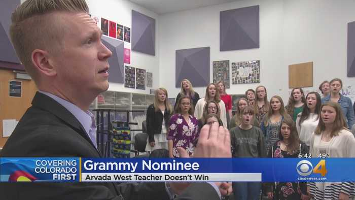 Arvada High School Teacher Nominated For Grammy