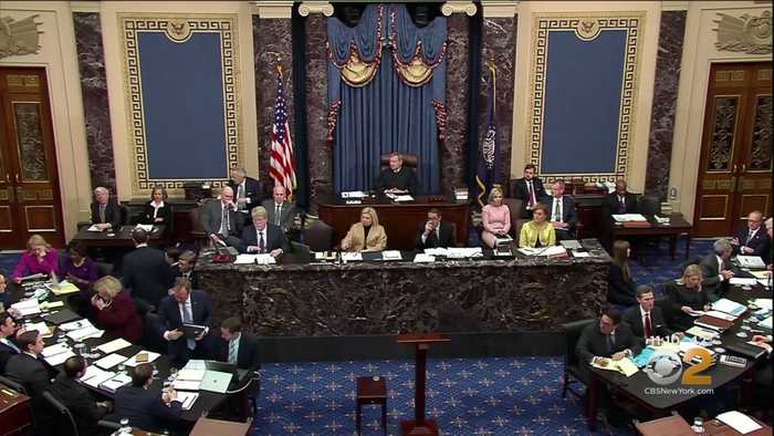 Impeachment Trial: Democrats Wrap Up Opening Statements
