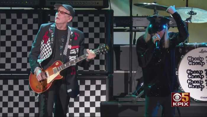 Aerosmith Honored at Pre-Grammy Awards Benefit