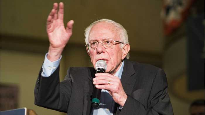Poll: Bernie Sanders Leads In Iowa