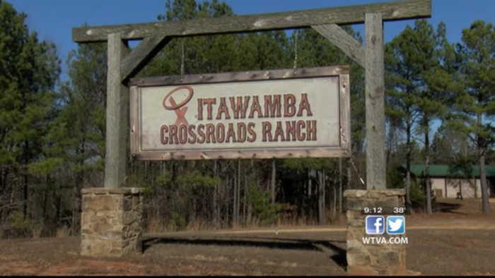 Itawamba Crossroads Ranch under construction