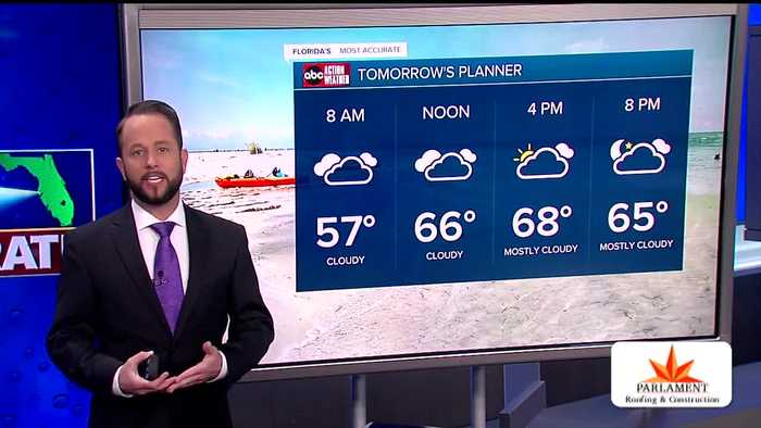 Florida's Most Accurate Forecast with Jason on Sunday, January 26, 2020