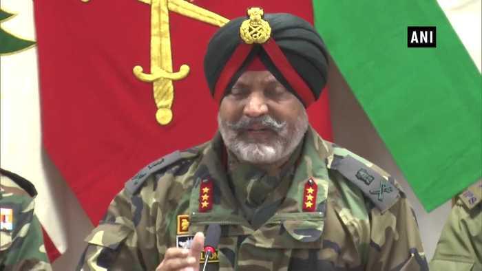 Awantipora encounter JeM major operation on Republic Day averted says KJS Dhillon