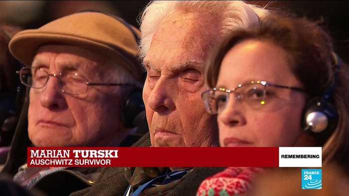 Auschwitz, 75 years on: