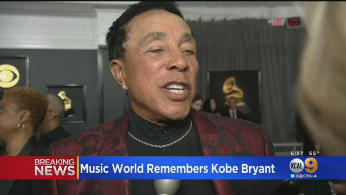 Smokey Robinson, Keith Urban Grieve Passing Of Kobe Bryant