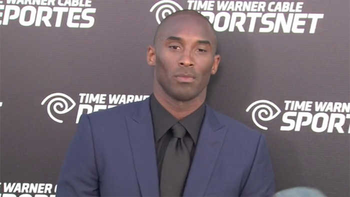 Kobe Bryant and his daughter killed in helicopter crash