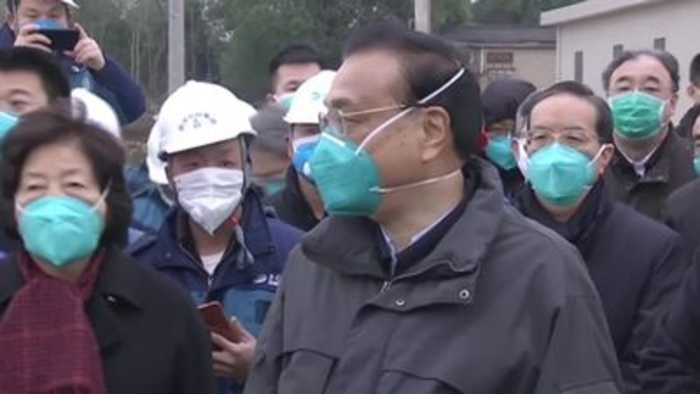 Coronavirus: 81 dead as Chinese government ramps up propaganda