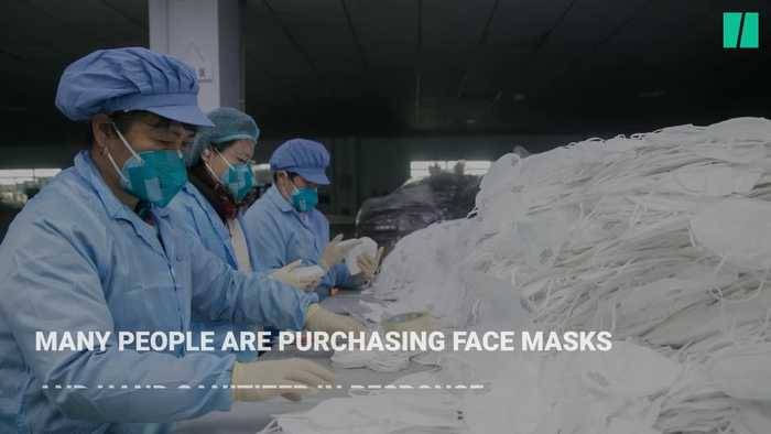 Coronavirus: Will A Face Mask And Hand Sanitizer Protect You?