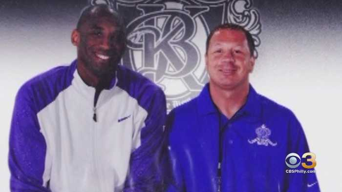 Former Lower Merion High School Coach Recalls Kobe Bryant's Rise To Stardom
