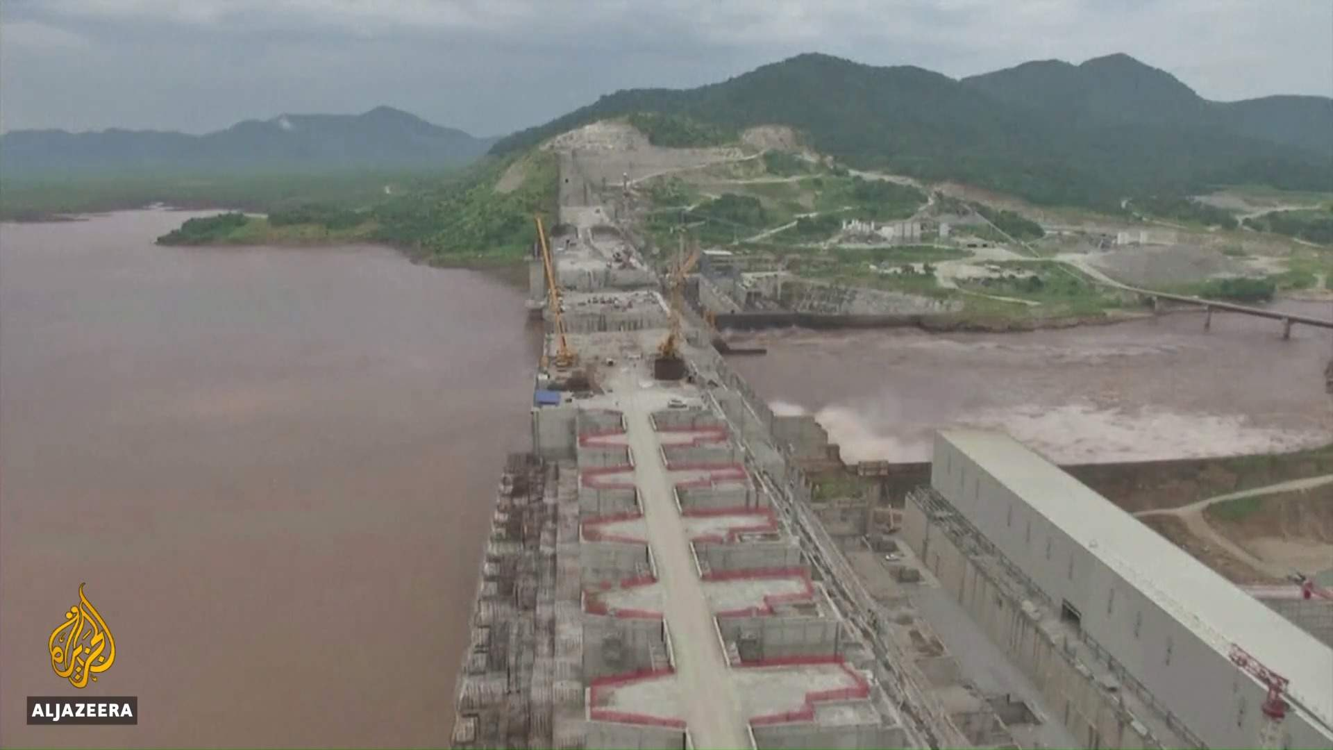 African Union leaders attempt to solve Ethiopian dam dispute