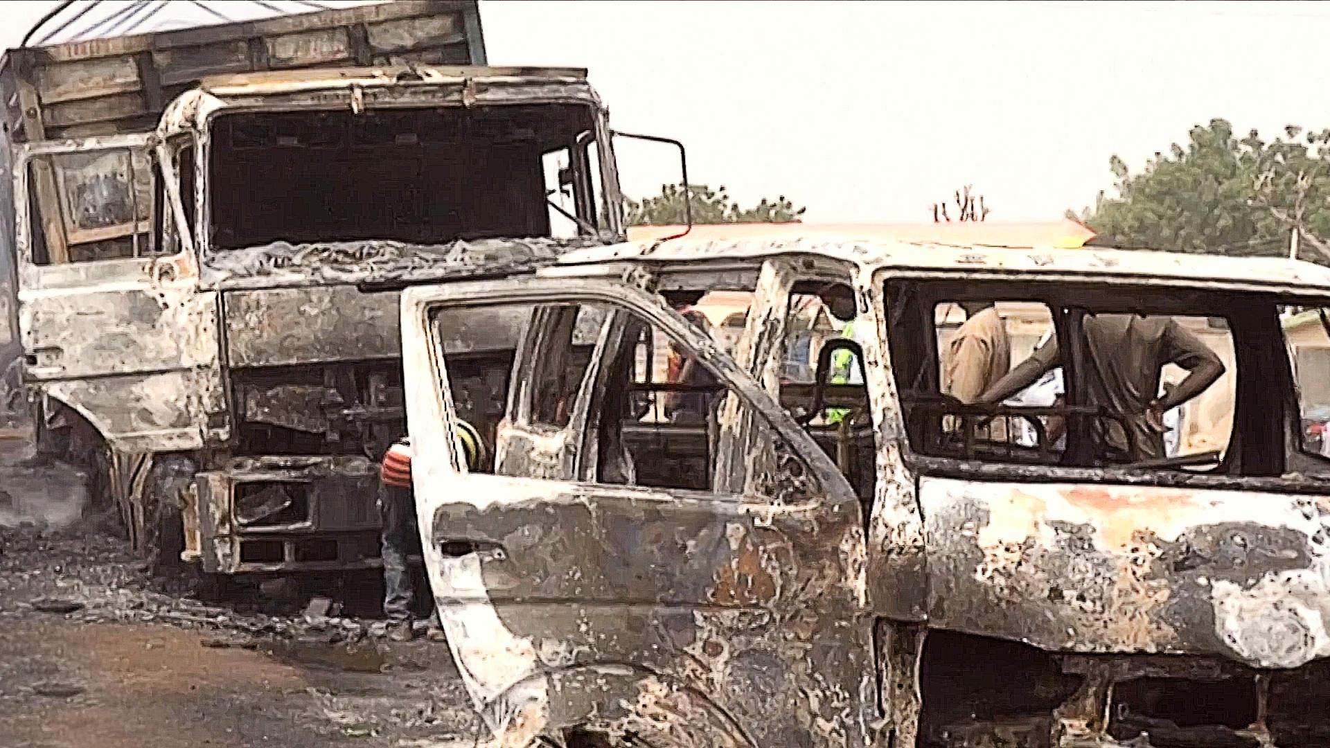 Attackers kill, abduct dozens in northeast Nigeria