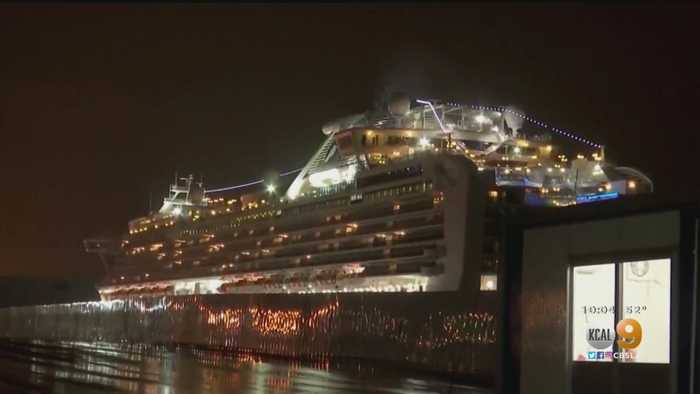Quarantined Cruise Ship Passengers Returning To U.S.