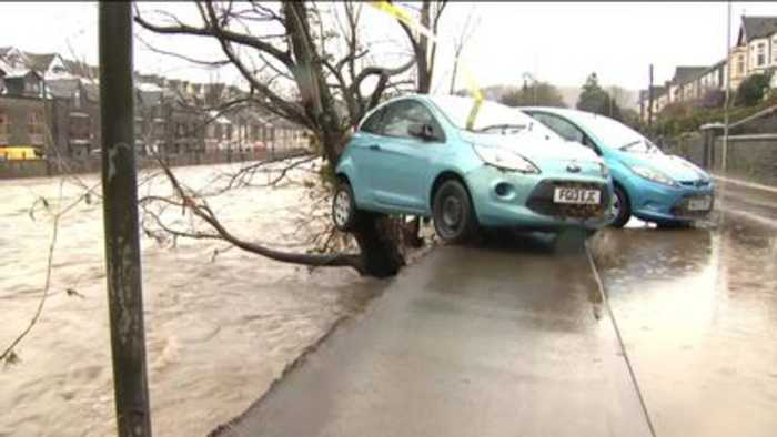 Experts warn more flooding is on the way after a weekend of chaos