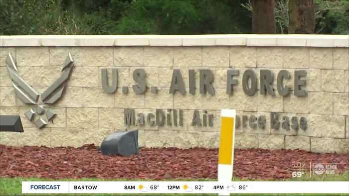 Archaeologists searching MacDill Air Force Base for possible lost African American graves