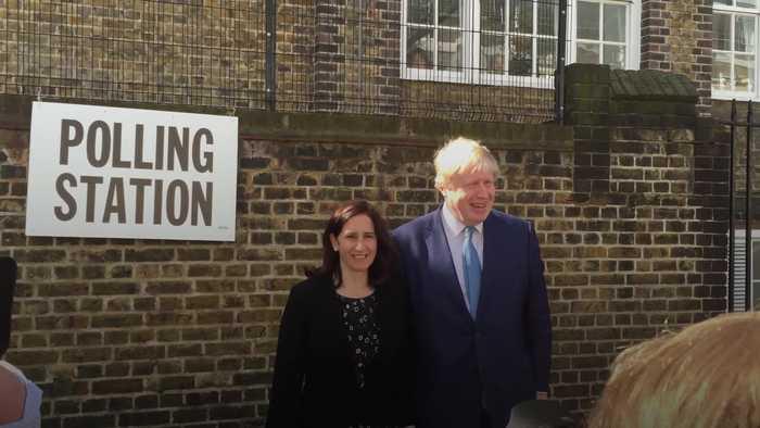 Boris Johnson reaches financial settlement with estranged wife Marina Wheeler