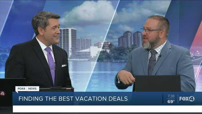 FOX 4 financial: The best spring/summer vacation deals