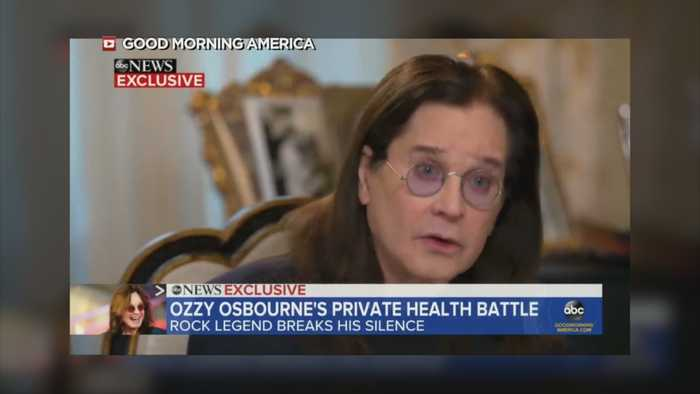 Ozzy Osbourne Cancels 2020 Tour With St. Paul Stop