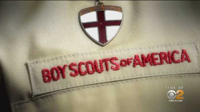 New California Law Prompts Boy Scouts Of America To File For Bankruptcy