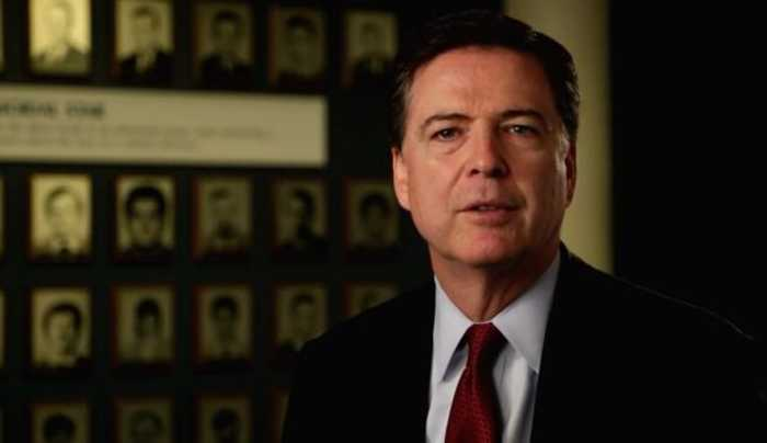 Comey: Bill Barr Doesn't See 'Justice Is Supposed To Be Blind'