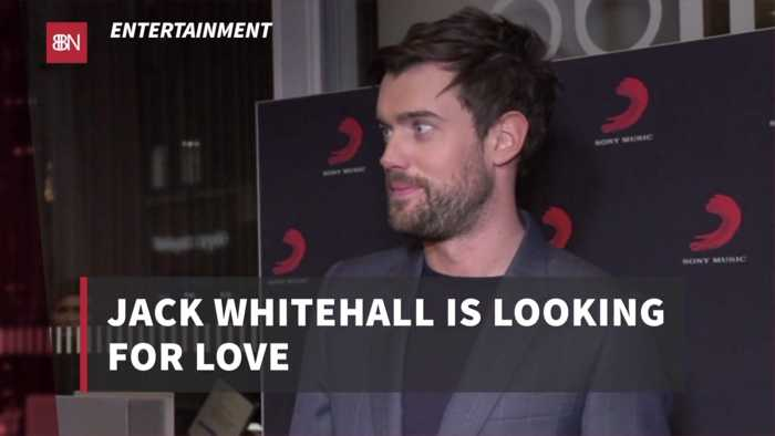 Jack Whitehall Joins A Celeb Dating App