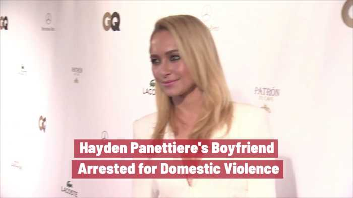 Hayden Panettiere Deals With Domestic Violence