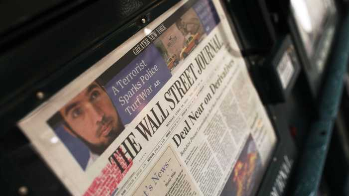 China Orders 3 Wall Street Journal Reporters To Leave The Country
