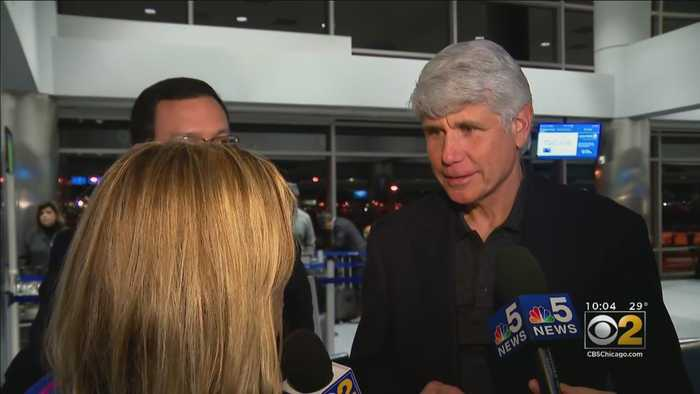 Blagojevich Returning Home For First Time In 8 Years