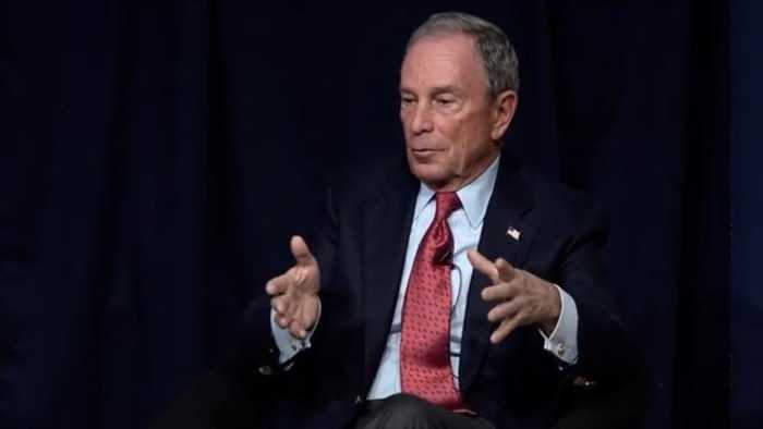 Bloomberg On Trump In 2016 Clip: 'Yes, Donald, I Do Love You'