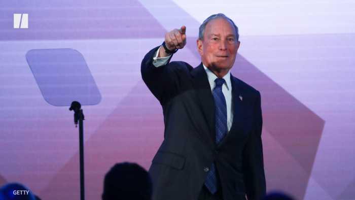 Michael Bloomberg's Super Tuesday Gambit