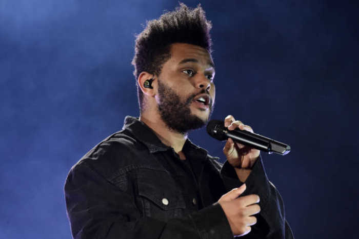 The Weeknd Shares Track From New Album