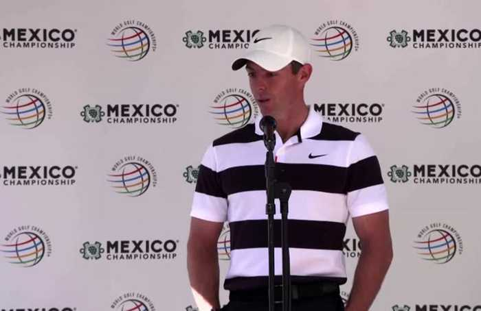 Mcilroy says he's against proposed new tour