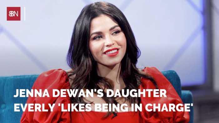 Jenna Dewan's Daughter Is A Leader
