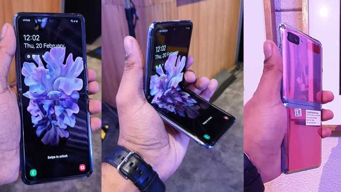 Samsung Galaxy Z Flip First Impression: Good or Bad For Rs 1.10 Lakh?