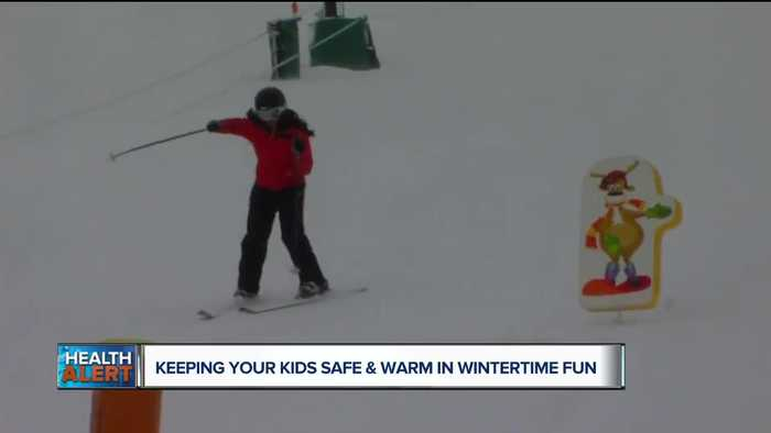 Ask Dr. Nandi: Keep your kids safe, warm in wintertime fun