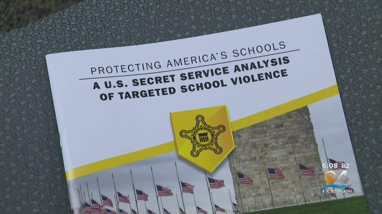 Day 2 Of Secret Service Training On School One News Page Video