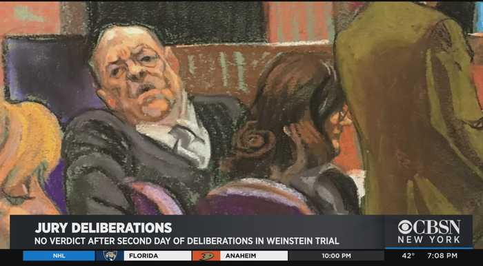 Harvey Weinstein Trial: No Verdict After Second Day Of Deliberations
