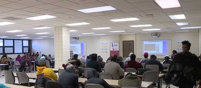 1,000 Ties event teaches young men life skills