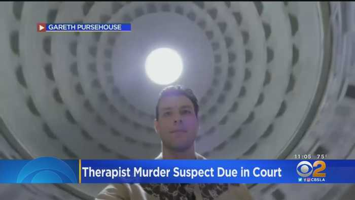 Suspect In Hollywood Therapist's Murder Could Face Death Penalty