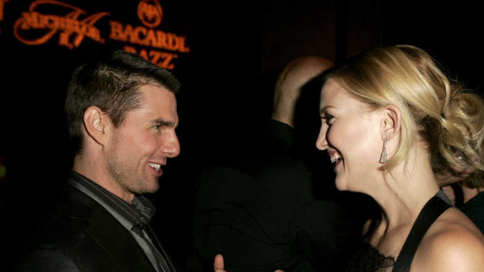 Tom Cruise 'scaled an eight-foot gate' to crash Kate Hudson's party