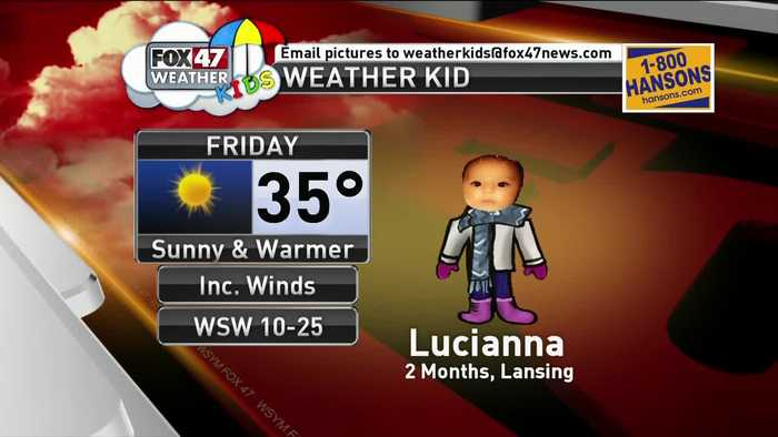 Weather Kid - Luciana