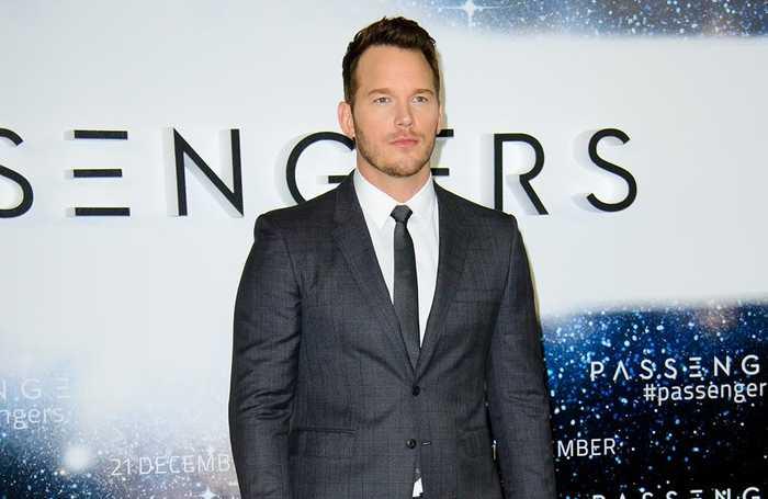 Chris Pratt's son isn't impressed by his star status
