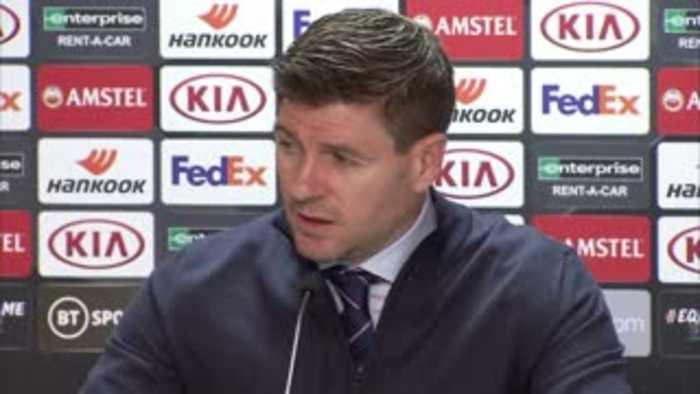Gerrard hails Hagi 'magic'